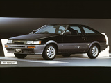 Toyota Corolla Levin GTV 3-door (AE86) 1985–87 images
