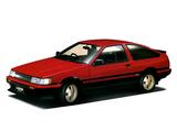 Toyota Corolla Levin GT-Apex 3-door (AE86) 1983–85 photos