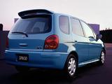 Toyota Corolla Spacio (AE110N) 1997–2001 pictures