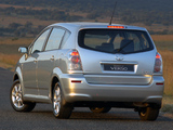 Pictures of Toyota Corolla Verso ZA-spec 2004–09