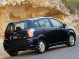 Toyota Corolla Verso ZA-spec 2004–09 wallpapers