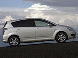 Toyota Corolla Verso 2007–09 wallpapers