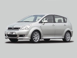 Toyota Corolla Verso TTE Performance Kit 2004–09 wallpapers