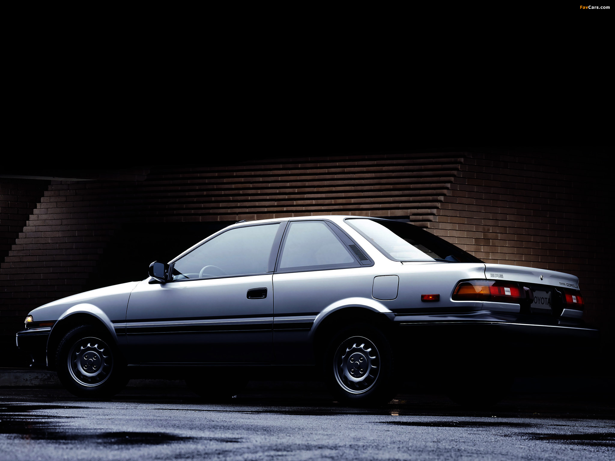 Images Of Toyota Corolla Sr5 Sport Coupe Ae92 1988 91