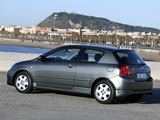 Images of Toyota Corolla 3-door 2004–07