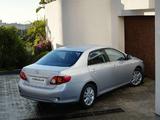 Images of Toyota Corolla EU-spec 2007–10