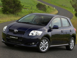 Images of Toyota Corolla Levin ZR 2007–10