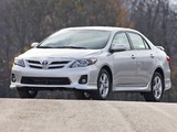 Images of Toyota Corolla S US-spec 2010