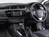 Images of Toyota Corolla ZA-spec 2014