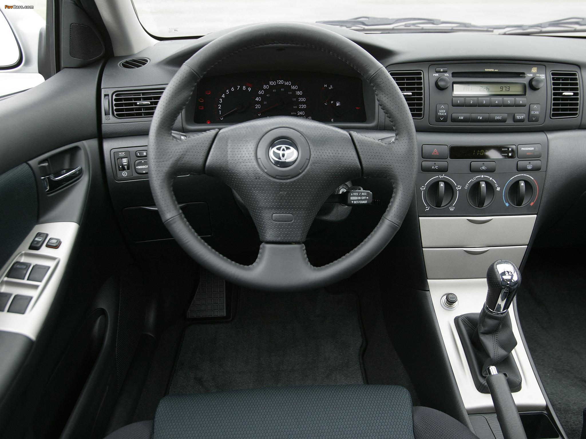 переходная рамка Toyota Королла #10