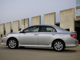 Photos of Toyota Corolla S US-spec 2008–10