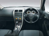Photos of Toyota Corolla Fielder 1.8 S 4WD (ZRE144G) 2008–12