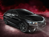 Photos of Toyota Corolla Altis ESport 2014
