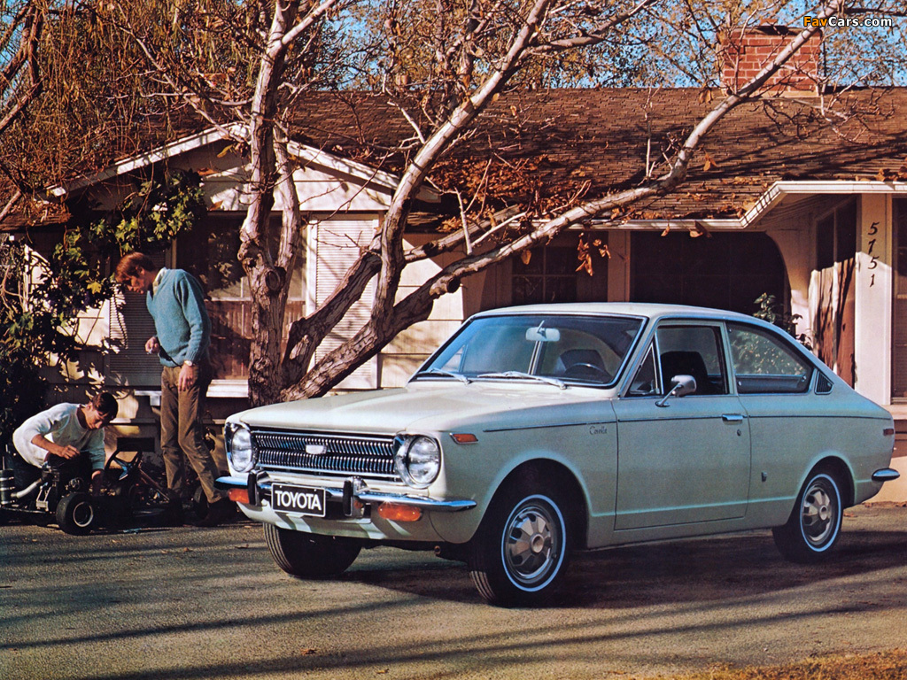 Pictures Of Toyota Corolla Sprinter E15 17 1966 70