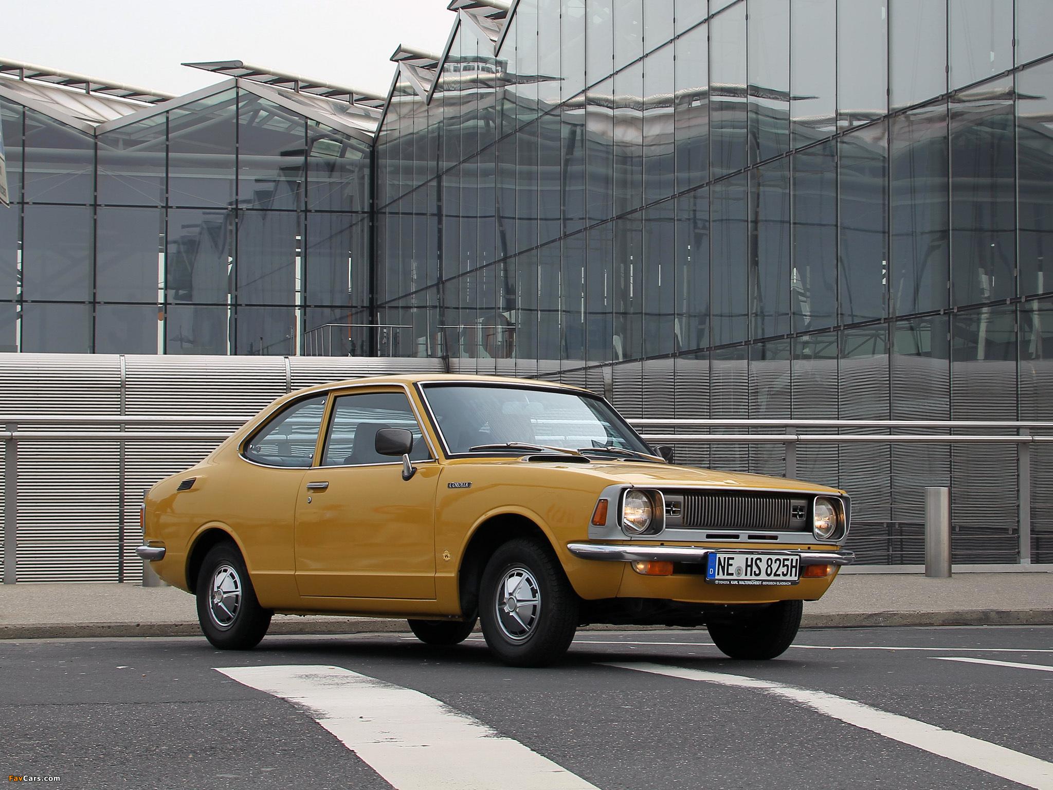 Kelebihan Kekurangan Toyota Corolla 1970 Review