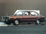 Pictures of Toyota Corolla 4-door Sedan (E31) 1974–79