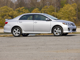 Pictures of Toyota Corolla S US-spec 2010