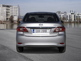 Pictures of Toyota Corolla EU-spec 2010