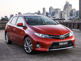 Pictures of Toyota Corolla Levin ZR 2012