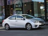 Pictures of Toyota Corolla Sedan ZR 2014