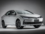 Pictures of Toyota Corolla XRS Latam 2017