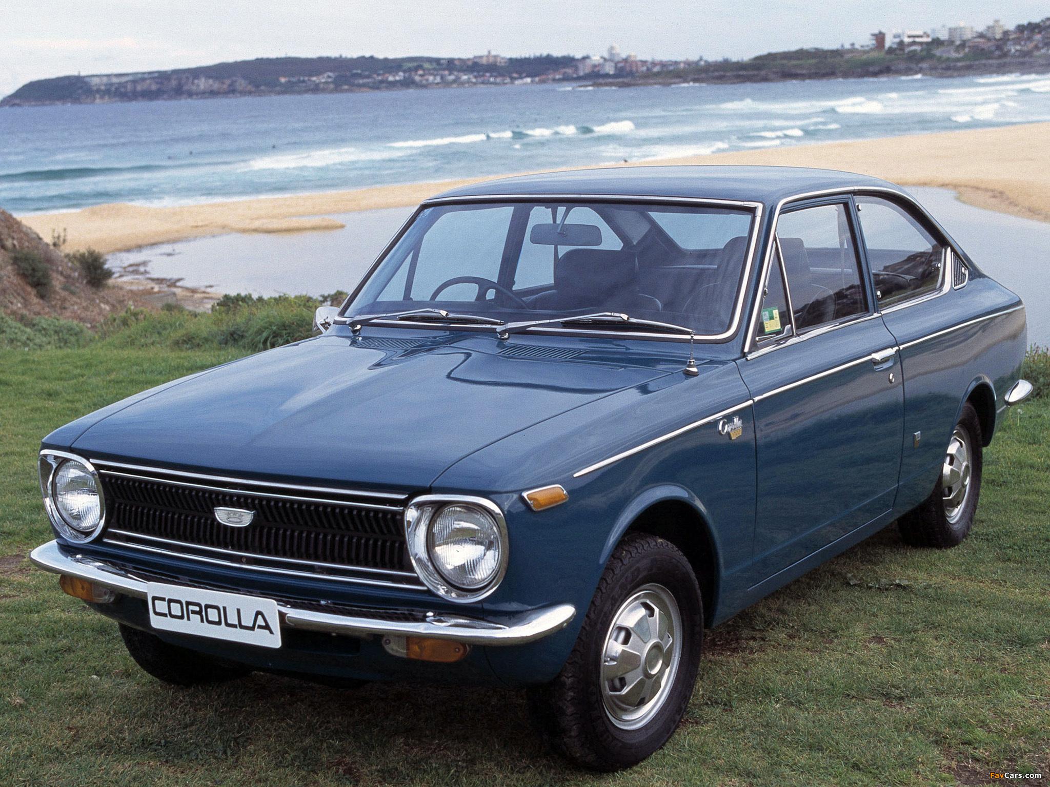 Toyota Corolla Au Spec E10 11 1966 70 Photos 2048x1536