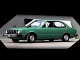 Toyota Corolla 4-door Sedan (E31) 1974–79 photos