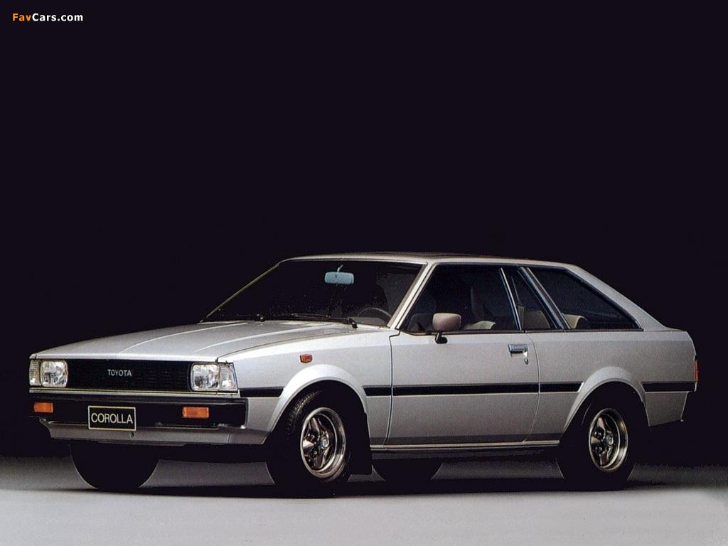 Toyota Corolla 3 Door E70 1979 83 Pictures 1024x768