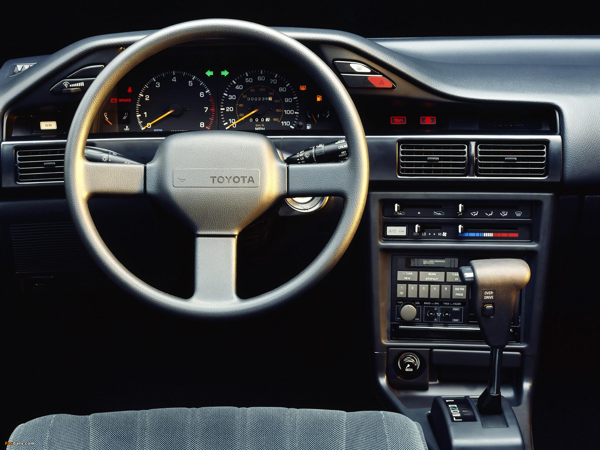 Kekurangan Toyota Corolla 1988 Spesifikasi