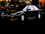 Toyota Corolla GT-S Sport Coupe (AE92) 1988–91 wallpapers