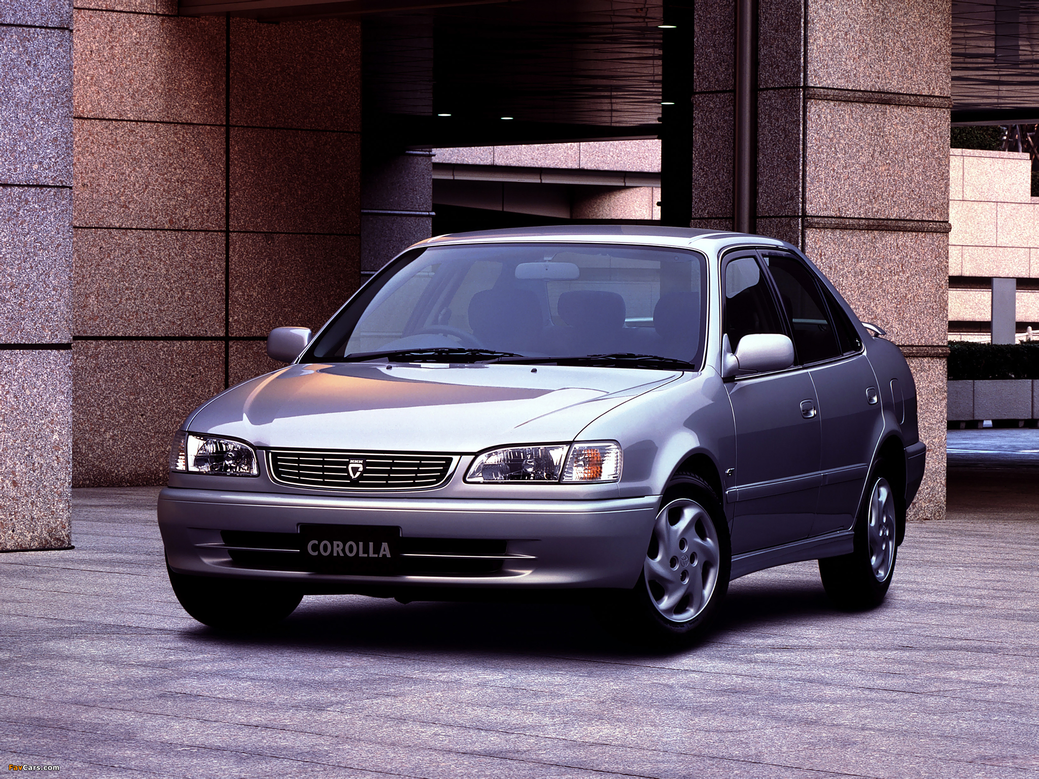 Toyota Corolla 1 6 Gt Ae111 1997 2000 Images 2048x1536