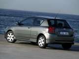 Toyota Corolla 3-door 2004–07 pictures