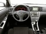 Toyota Corolla 5-door 2004–07 wallpapers