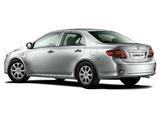 Toyota Corolla EU-spec 2007–10 photos