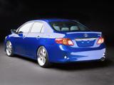 Toyota Corolla S3 US-spec 2008–10 images