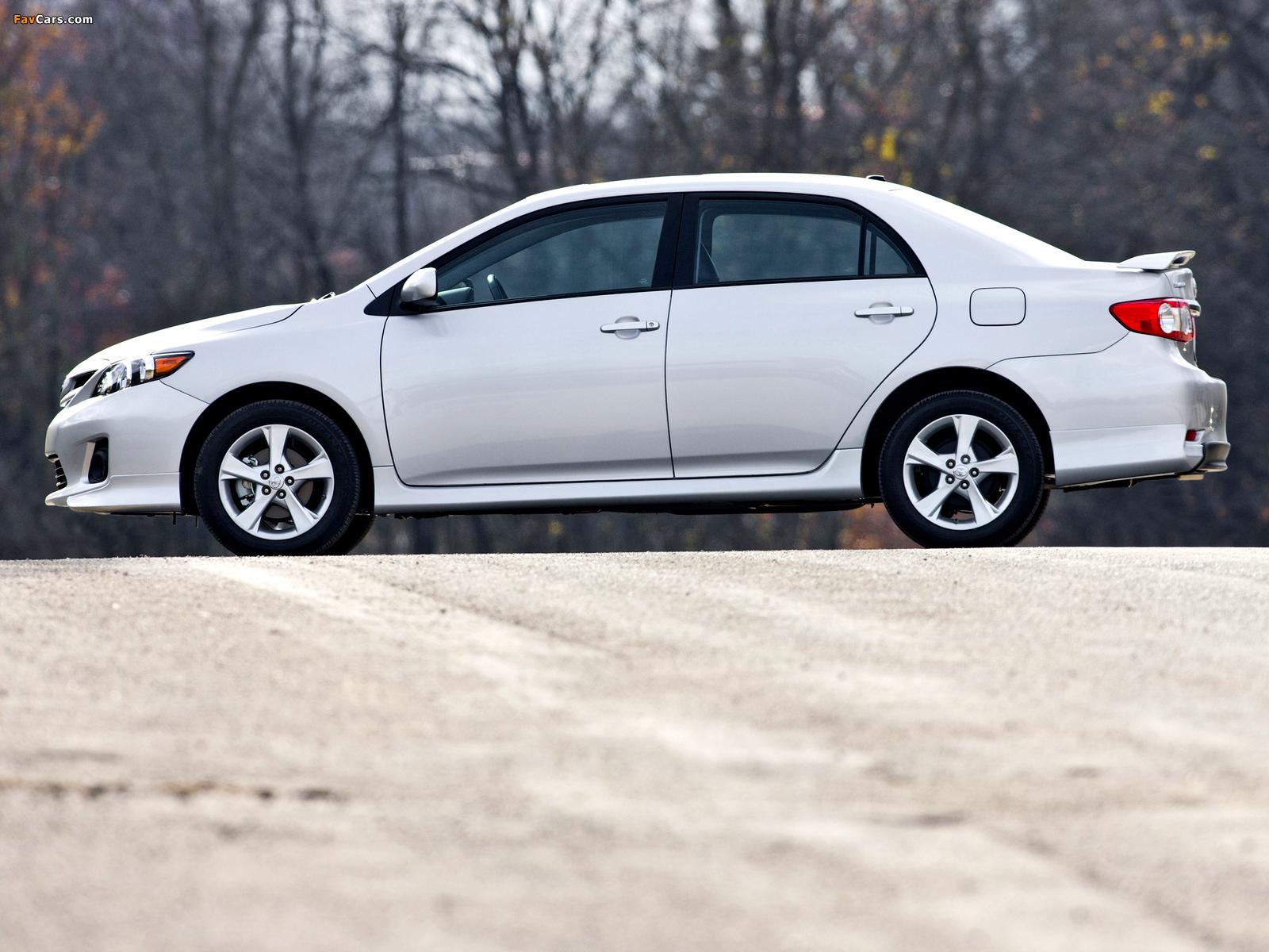Toyota Corrola  Car S