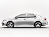 Toyota Corolla EU-spec 2010 pictures