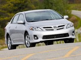 Toyota Corolla S US-spec 2010 wallpapers