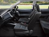 Toyota Corolla Fielder 1.5 G 2012 photos