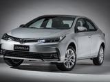 Toyota Corolla XEi Latam 2017 images