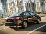 Toyota Corolla Altis Latam 2017 photos