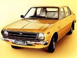 Toyota Corolla 4-door Sedan (E31) 1974–79 wallpapers
