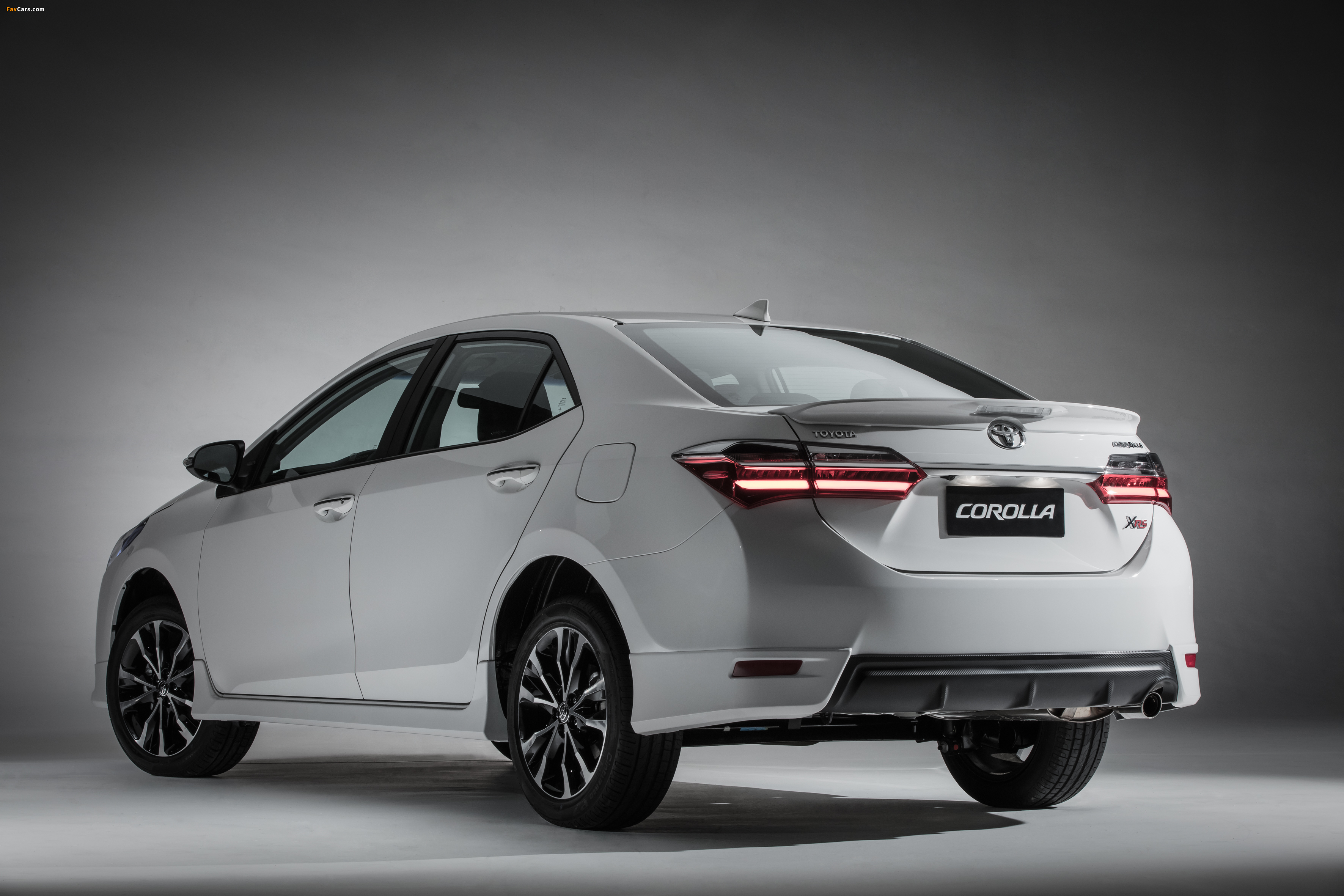 Toyota Corolla Xrs Latam 2017 Wallpapers 3543 X 2362