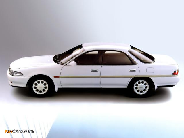 Toyota Corona EXiV (ST180) 1989–93 pictures (640 x 480)