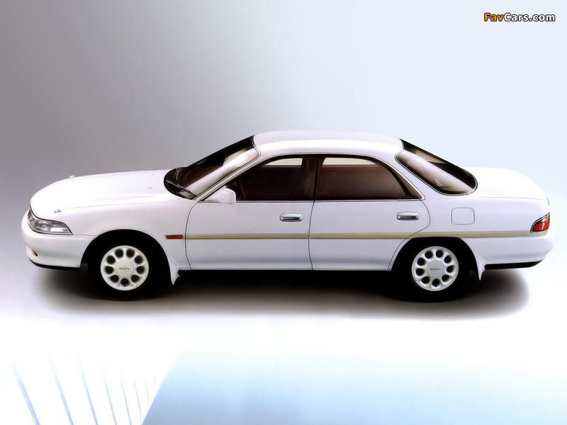 Toyota Corona EXiV (ST180) 1989–93 pictures (800 x 600)