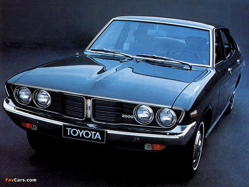 Images Of Toyota Corona Mark Ii X10 1972 76 800x600