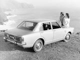 Pictures of Toyota Corona 1969–73