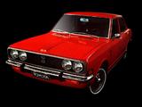 Toyota Corona 1969–73 images