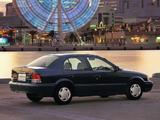 Toyota Corsa 1300 AX-X (AL51) 1997-99 photos