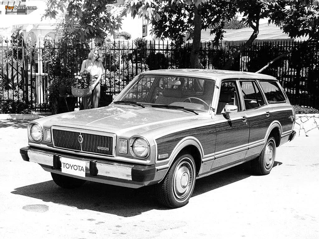 Images of Toyota Cressida Wagon 1976–80 (1024 x 768)
